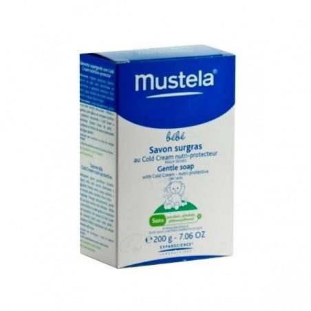 Comprar MUSTELA JABÓN SUPERGRASO AL COLD CREAM 200 G