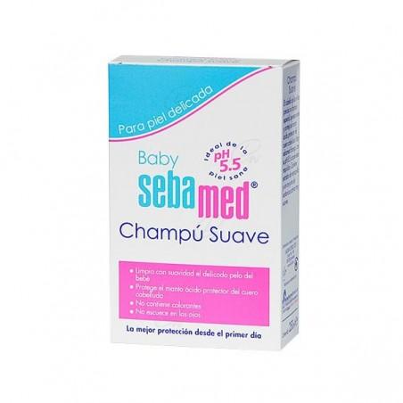 Comprar SEBAMED BABY CHAMPÚ SUAVE 150 ML
