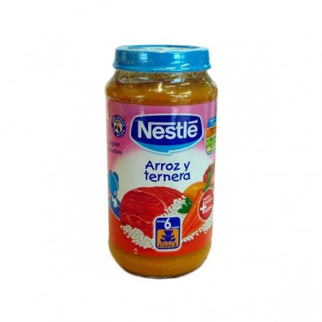 Comprar NESTLE ARROZ Y TERNERA