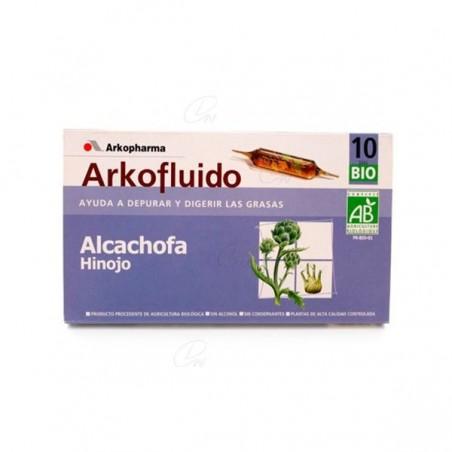 Comprar ARKOFLUIDO ALCACHOFA - HINOJO AMP BEBIBLES