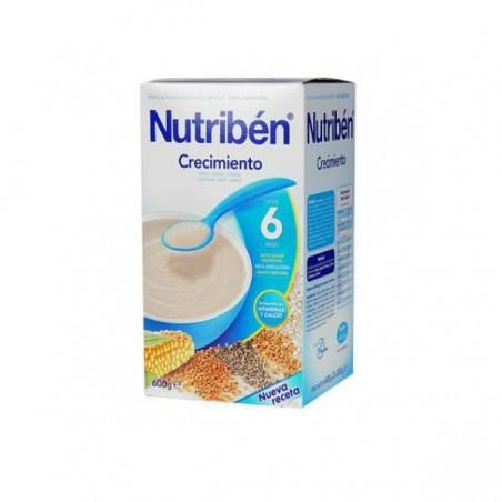 Comprar CRECIMIENTO CON LECHE ADAPTADA NUTRIBÉN 600 G