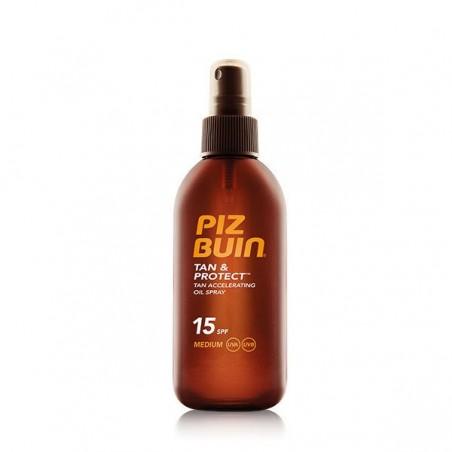 Comprar PIZ BUIN ACEITE ACELERADOR SPF15