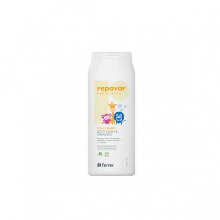 Comprar REPAVAR PEDIATRICA GEL-CHAMPÚ 200 ML