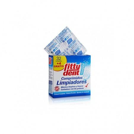 Comprar FTTYDENT COMPRIMIDOS LIMPIADORES