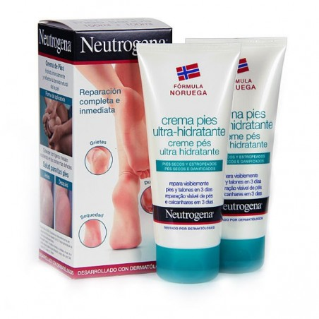 Comprar NEUTROGENA PACK CREMA PIES 2 x 100 ML