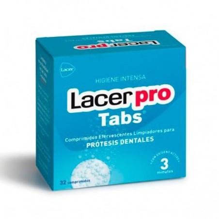 Comprar LACER PROTABS 32 UDS