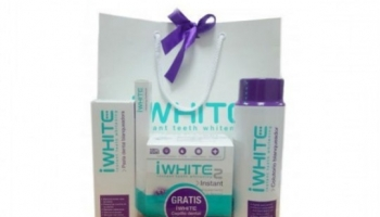 Blanqueamiento dental con Iwhite
